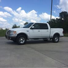 2003_Ford_F-150_Lariat SuperCrew 4WD_ Hattiesburg MS