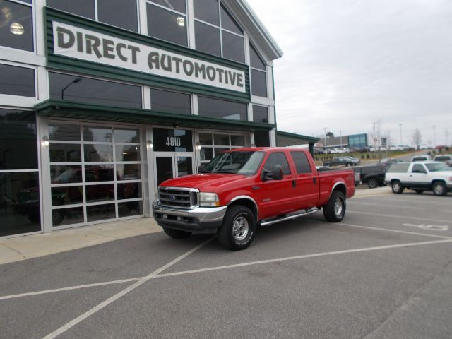 2003 Ford F-250 SD Lariat Crew Cab 4WD Monroe NC