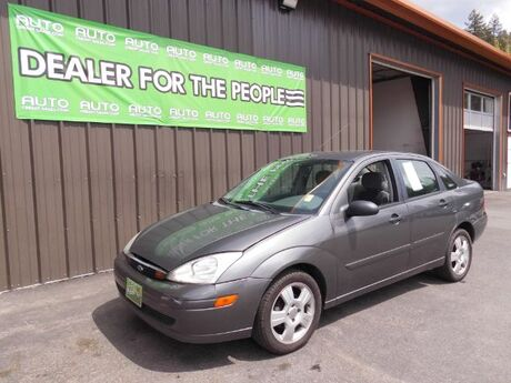 2003 Ford Focus SE Spokane Valley WA