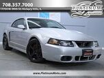 2003 Ford Mustang Cobra SVT Terminator Lowered Borla Exhaust Bama Tuner