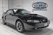 2003 Ford Mustang GT Convertible 100th Anniversary