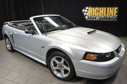 Ford Mustang GT Deluxe Convertible 5-Speed 2003