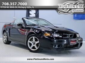 Ford Mustang SVT Cobra Terminator Limited Production 1 of 1,095 2003