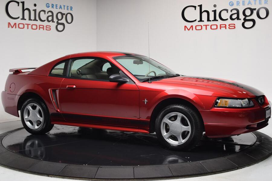 2003_Ford_Mustang_Standard_ Chicago IL