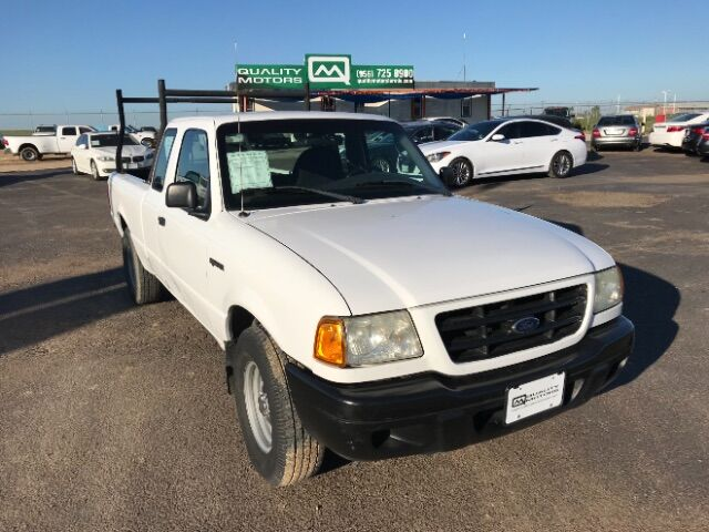 2003 Ford Ranger XLT SuperCab 2WD - 382A Laredo TX