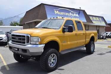Ford Super Duty F-250 King Ranch 2003