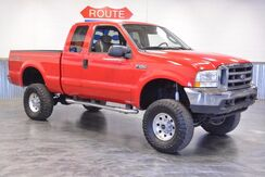 2003_Ford_Super Duty F-250_SUPERCAB 4WD 'LIFTED! CHROME WHEELS!' ONLY 109K MILES!!!_ Norman OK