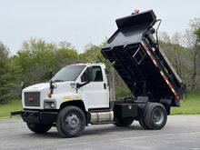 2003_GMC_7500 10' Dump Body_Cat Diesel Allison Auto_ Crozier VA