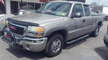 2003_GMC_SIERRA_1500 SLT EXT CAB 4X4, CARFAX CERTIFIED, PREMIUM SOUND, LEATHER, TONNEAU COVER, TOW PKG, ONE OWNER!_ Norfolk VA