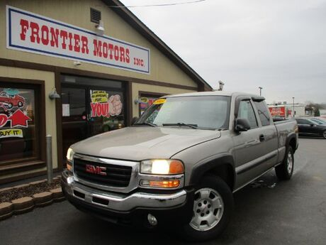 2003 GMC Sierra 1500 Ext. Cab Short Bed 2WD Middletown OH