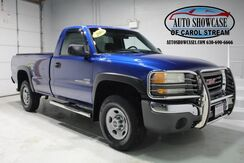 2003_GMC_Sierra 2500HD_6.6L Turbo Diesel_ Carol Stream IL