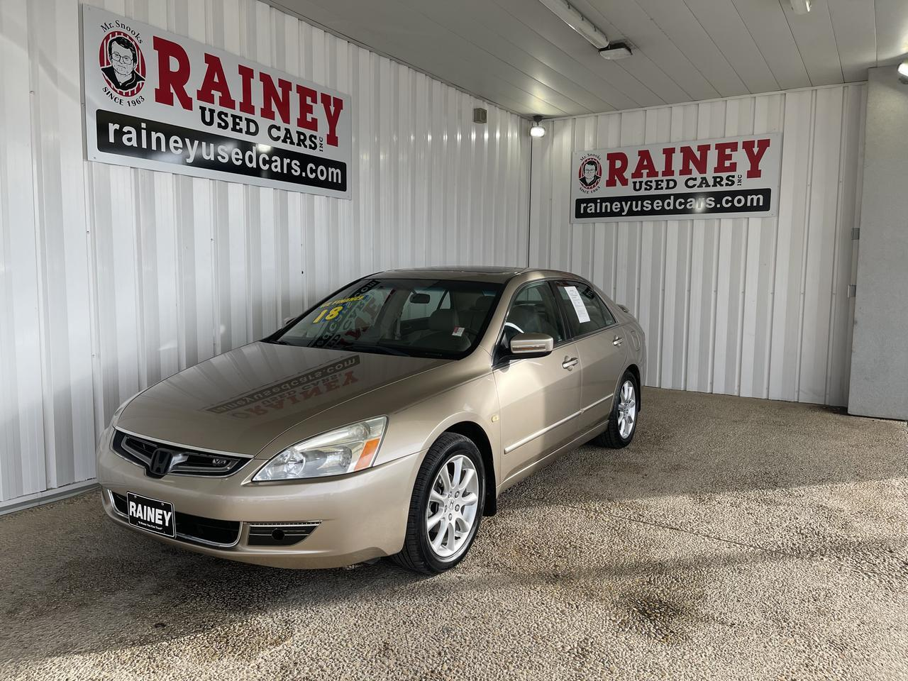 2003 HONDA ACCORD Tifton GA