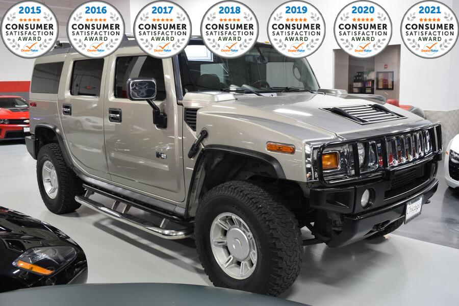 2003_HUMMER_H2__ Glendale Heights IL