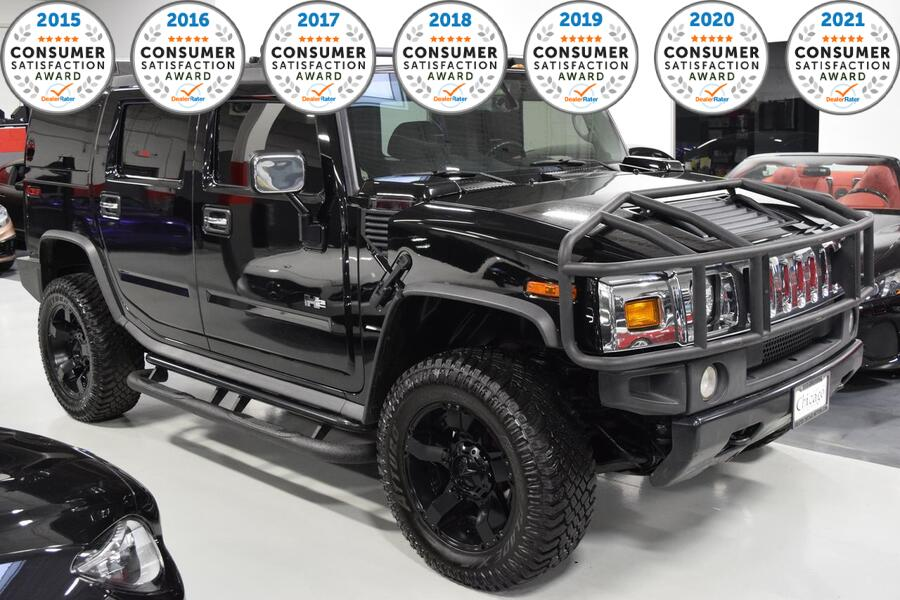 2003 HUMMER H2  Glendale Heights IL