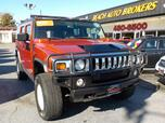 2003 HUMMER H2 ADVENTURE 4X4, CERTIFIED W/WARRANTY, LEATHER, RUNNING BOARDS, ROOF RACKS, LOW MILES, TOW PKG, RARE!