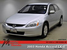 2003_Honda_Accord_LX-G_ Moncton NB
