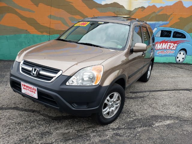 2003 Honda CR-V EX 4WD 4-spd AT Saint Joseph MO