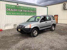 2003_Honda_CR-V_LX 4WD_ Spokane Valley WA