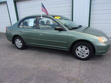 2003_Honda_Civic_LX Sedan 4-spd AT_ Middletown OH