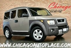 2003_Honda_Element_EX - 2.4L I-VTEC I4 ENGINE 5-SPEED MANUAL FRONT WHEEL DRIVE BLACK CLOTH INTERIOR FOLD AWAY REAR SEATS CLIMATE CONTROL ALLOY WHEELS FOG LAMPS_ Bensenville IL