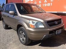 2003_Honda_Pilot_EX w/ Leather_ Spokane WA