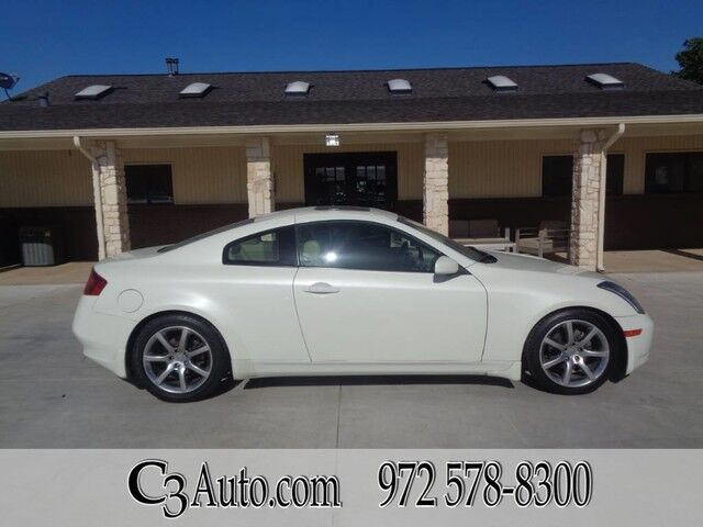 2003 Infiniti G35 Coupe >> Ivory Pearl 2003 Infiniti G35 Coupe W Leather Plano Tx 24872841