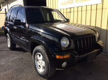 2003_Jeep_Liberty_Limited 4WD_ Spokane WA