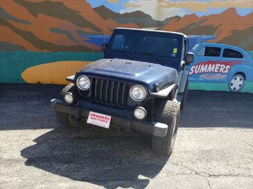 2003_Jeep_Wrangler_Sport_ Saint Joseph MO