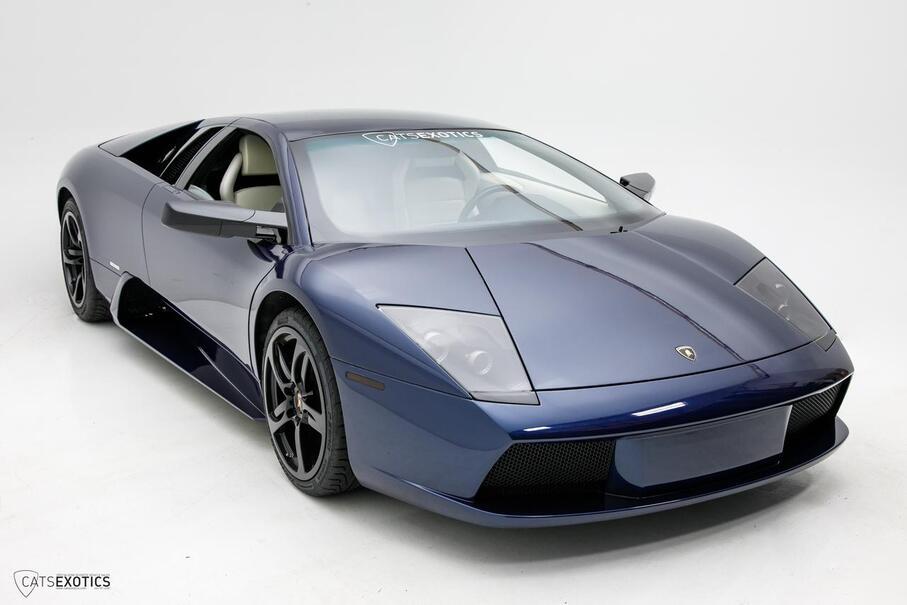 2003 Lamborghini Murcielago GATED 6 Speed  Seattle WA