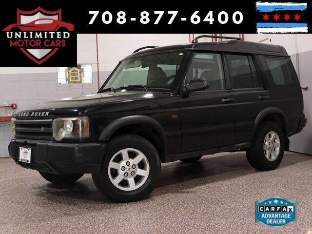 2003 Land Rover Discovery S Bridgeview IL