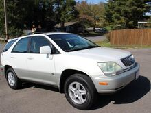 2003_Lexus_RX_300_ Roanoke VA