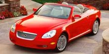 2003_Lexus_SC 430_Low Miles Extra Clean._ Houston TX