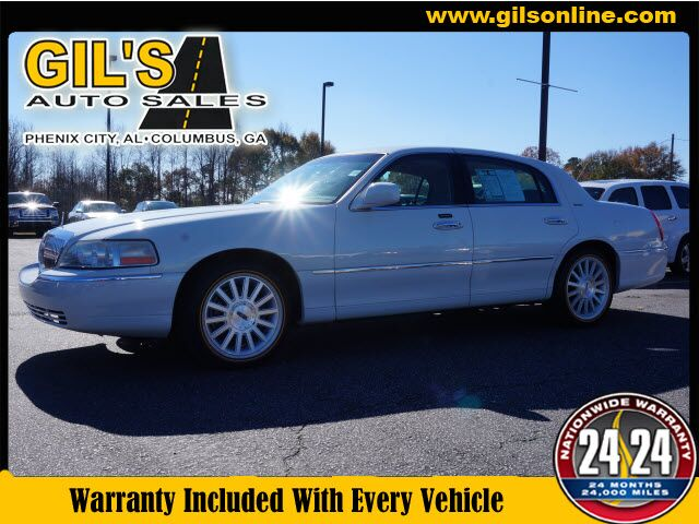 2003 Lincoln Town Car Signature Phenix City Al 27490682