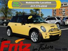 2003_MINI_Cooper Hardtop_S_ Fishers IN