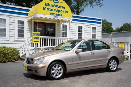 Lovely 1 Used Mercedes Benz C Class Wilmington North Carolina