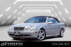 2003_Mercedes-Benz_CLK-Class_4.3L_ Houston TX