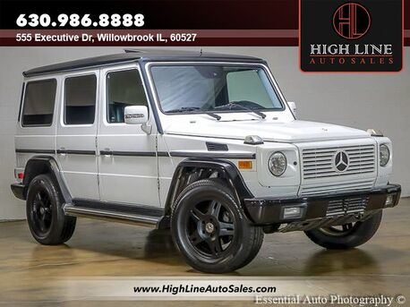 2003_Mercedes-Benz_G-Class__ Willowbrook IL