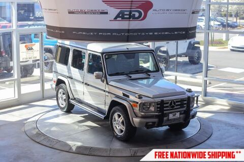 2003_Mercedes-Benz_G-Class_G500_ Chantilly VA