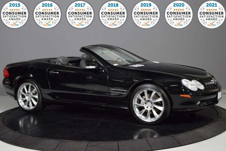 2003_Mercedes-Benz_SL-Class__ Glendale Heights IL