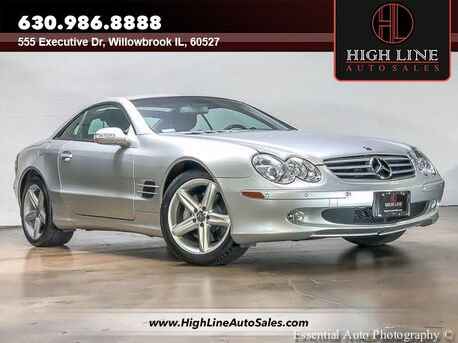2003_Mercedes-Benz_SL-Class__ Willowbrook IL