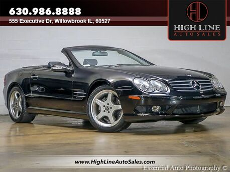 2003_Mercedes-Benz_SL-Class__ Willowbrook IL