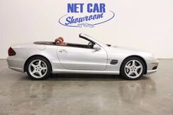 2003_Mercedes-Benz_SL-Class_AMG_ Houston TX