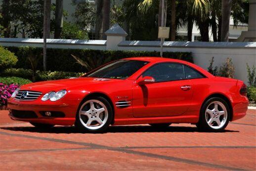 2003 Mercedes-Benz SL-Class SL55 AMG Rockwall TX