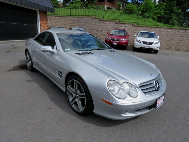 2003 Mercedes-Benz SL500R SL 500 Roanoke VA