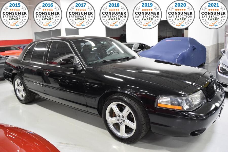 2003_Mercury_Marauder__ Glendale Heights IL
