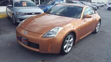 2003_NISSAN_350Z_TRACK, CARFAX CERTIFIED, 6 SPD MANUAL, PREMIUM SOUND, NAVIGATION, BLUETOOTH, LOW MILEAGE, CLEAN!_ Norfolk VA