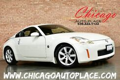 2003_Nissan_350Z_Enthusiast - 3.5L V6 ENGINE REAR WHEEL DRIVE CHARCOAL CLOTH SPORT SEATS PREMIUM AUDIO SYSTEM DUAL OUTLET EXHAUST_ Bensenville IL