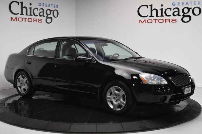 2003_Nissan_Altima__ Chicago IL