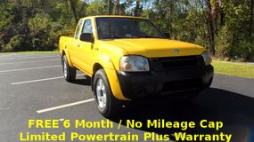 Nissan Frontier SC-V6 King Cab 4WD 2003