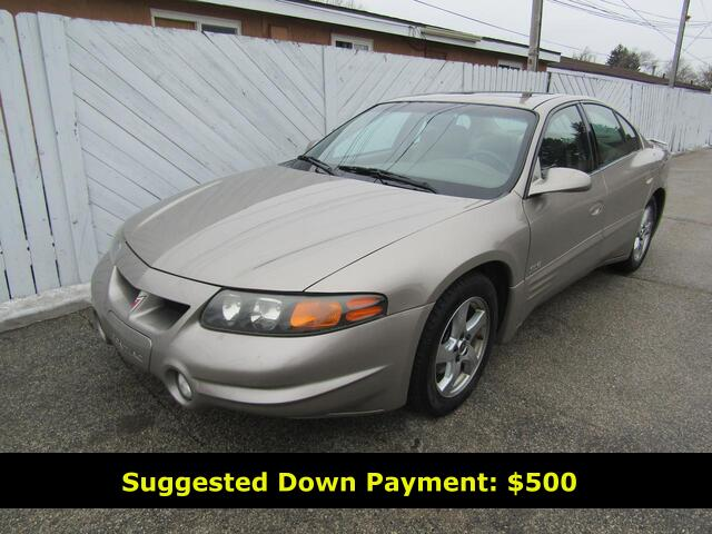 2003 PONTIAC BONNEVILLE SLE  Bay City MI